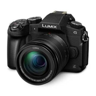 Panasonic Lumix G80 with 12-60mm