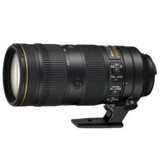 Nikon 70-200mm f2.8 AF-S FL ED VR