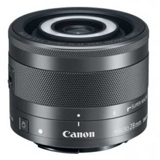 Canon EF-M 28mm f3.5 Macro