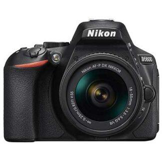 Nikon D5600 Inc 18-55mm VR