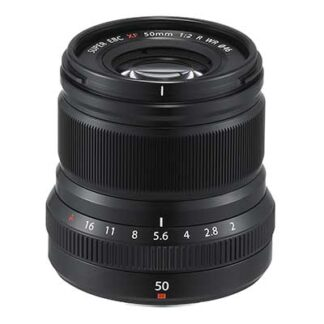 Fuji 50mm f2 R WR XF