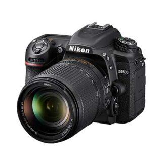 Nikon D7500 Inc 18-140mm VR