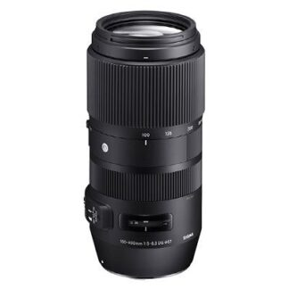 Sigma 100-400mm Contemporary Lens