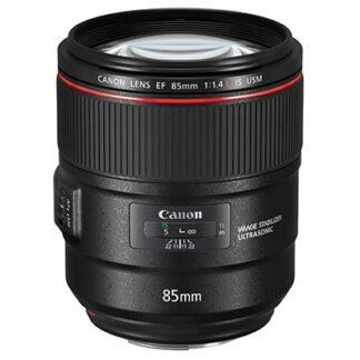 Canon EF 85mm F1.4L IS