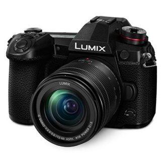 Panasonic Lumix G9 Inc 12-60mm F3.5-5.6 Lens
