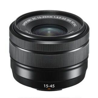 Fuji 15-45mm F3.5-5.6 XC OIS PZ