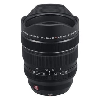 Fuji 8-16mm f2.8 XF R LM WR