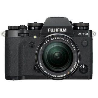 Fuji X-T3 Inc 18-55mm XF