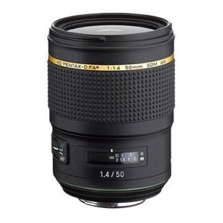Pentax 50mm f1.4 FA* SDM AW