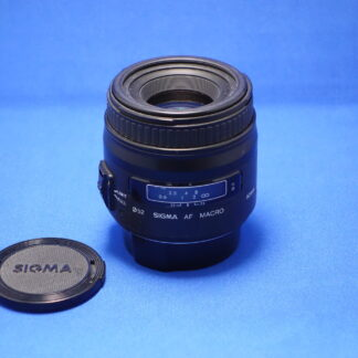 Used SIGMA 50mm MACRO F2.8 - Canon Fit