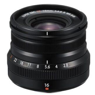 Fuji 16mm f2.8 R WR XF