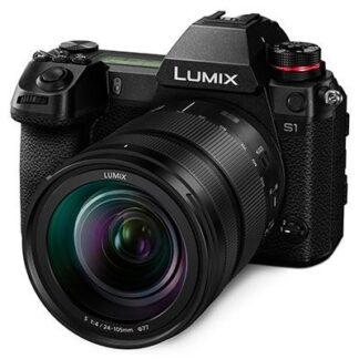 Panasonic Lumix S1 Inc 24-105mm Lens