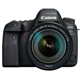 Canon EOS 6D MkII Inc 24-105mm