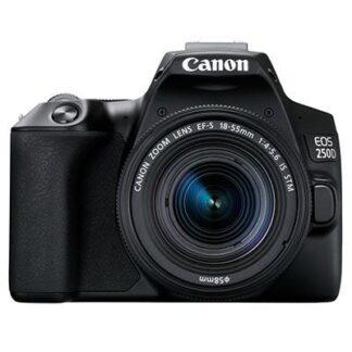 Canon EOS 250D Inc 18-55mm IS STM Lens