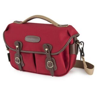 Billingham Hadley Small Pro - Burgundy / Chocolate