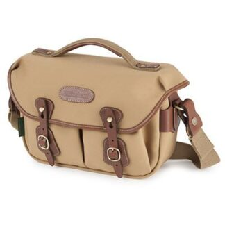 Billingham Hadley Small Pro - Khaki Canvas / Tan