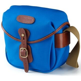 Billingham Hadley Digital - Imperial Blue / Tan