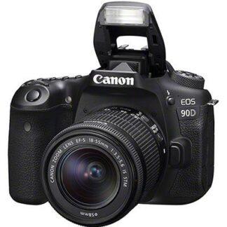 Canon EOS 90D Inc 18-55mm