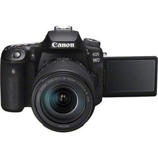 Canon EOS 90D Inc 18-135mm