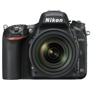 Nikon D750 Inc 24-85mm VR