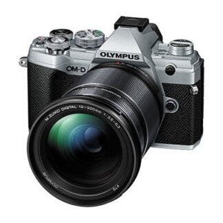 Olympus OM-D E-M5 Mark III Inc 12-200mm