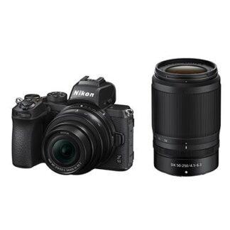 Nikon Z50 Inc 16-50mm VR & 50-250mm VR