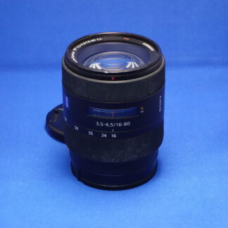 Used SONY ZEISS 16-80mm F3.5-4.5 - Sony A Mount