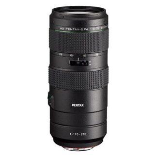Pentax 70-210mm f4 ED