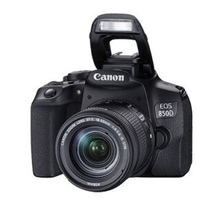 Canon EOS 850D Inc 18-55mm