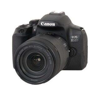 Canon EOS 850D Inc 18-135mm