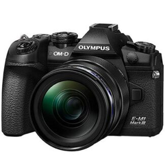 Olympus OM-D E-M1 Mark III Inc 12-40mm