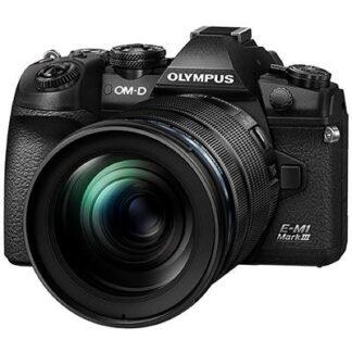 Olympus OM-D E-M1 Mark III Inc 12-100mm PRO