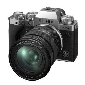 Fuji X-T4 Inc 16-80mm XF