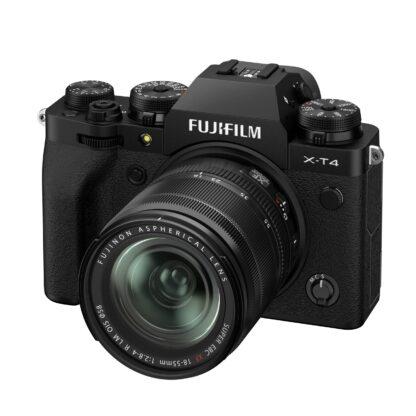 Fuji X-T4 Inc 18-55mm XF