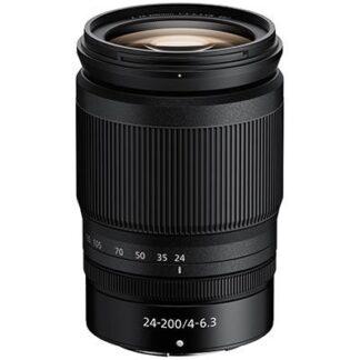 Nikon Z 24-200mm f4-6.3 VR