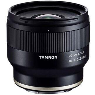 Tamron 20mm f2.8 Di III