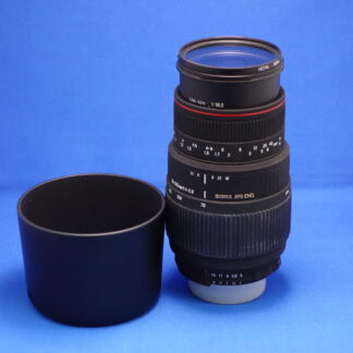 Used SIGMA 70-300mm APO AF-D