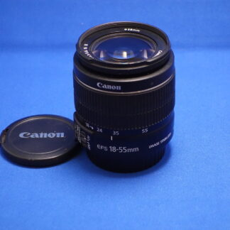 Used CANON 18-55mm IS II