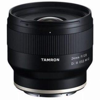 Tamron 24mm f2.8 Di III OSD Macro