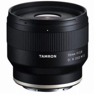 Tamron 35mm f2.8 Di III OSD Macro