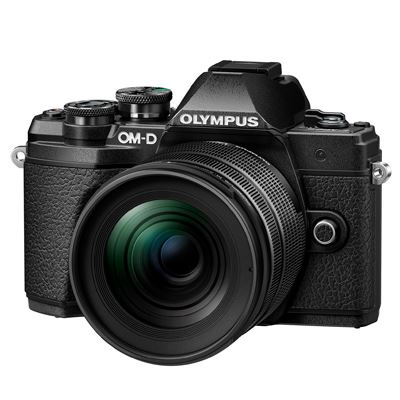 Olympus OM-D E-M5 Mark III Inc 12-45mm