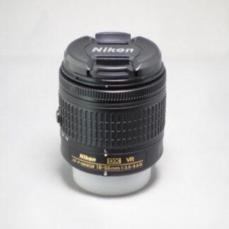 NEW NIKON 18-55mm AF-P VR