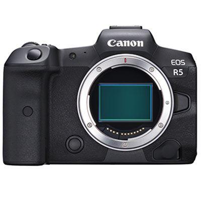 Canon EOS R5 Full Frame Body