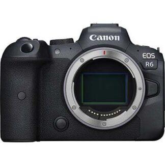 Canon EOS R6 Full Frame Body