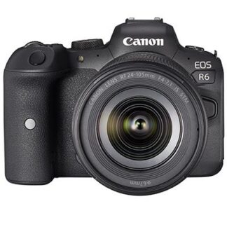 Canon EOS R6 Inc 24-105mm IS STM
