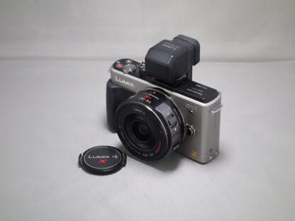 Used Panasonic GX-1 Inc 14-42mm Plus VF - Mirrorless Camera