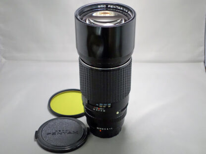 Used PENTAX SMC 300mm F4 -Manual Focus