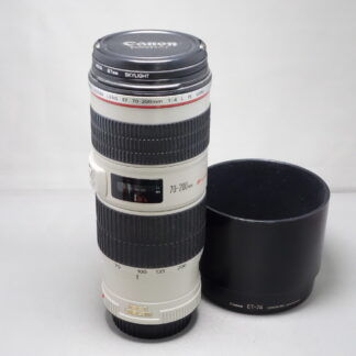 Used CANON 70-200mm F4 L IS