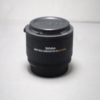 Used SIGMA EX 2x TELECONVERTER - Nikon Fit