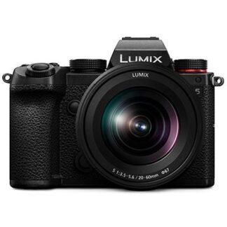 Panasonic Lumix S5 Inc 20-60mm Lens